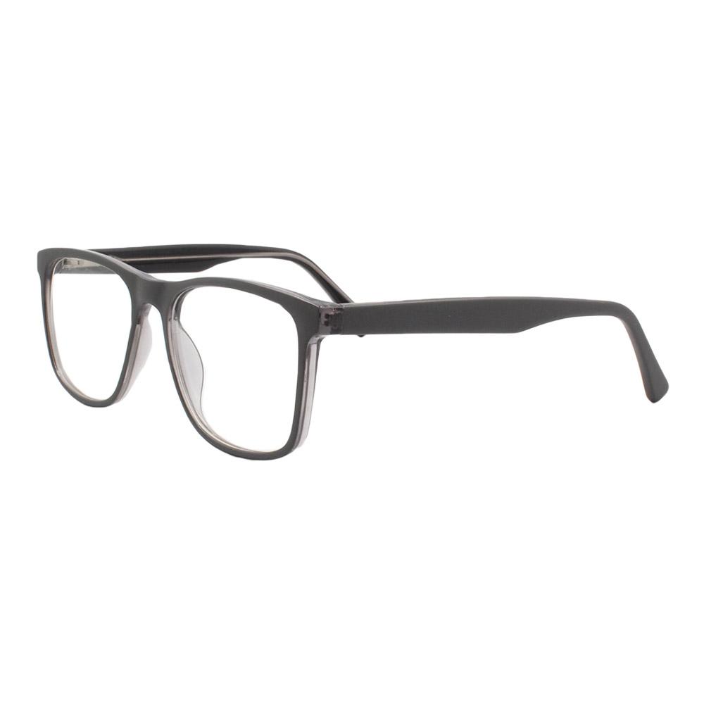 Armação para Óculos de Grau Masculino FB01040 Cinza