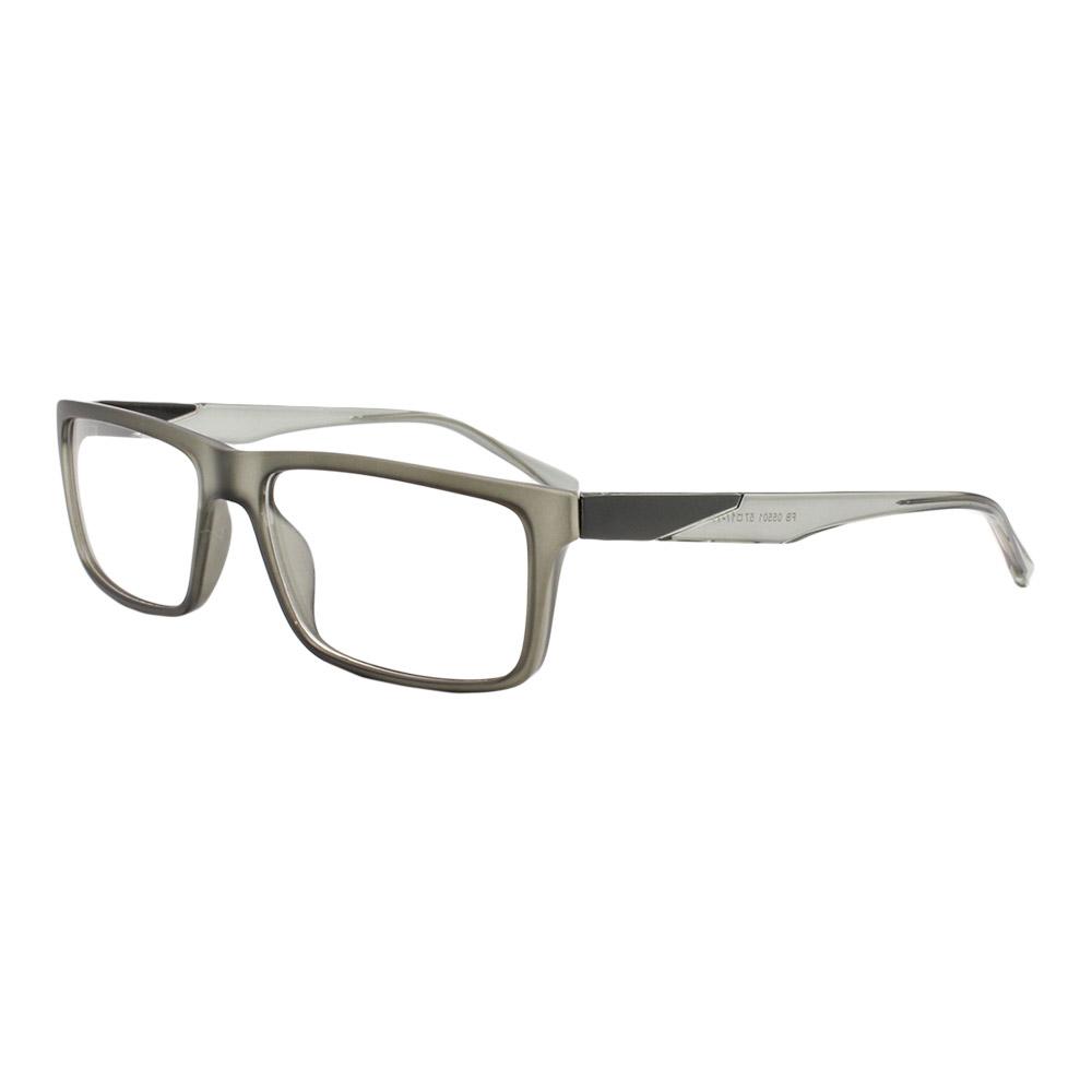 Armação para Óculos de Grau Masculino FB05501 Fumê