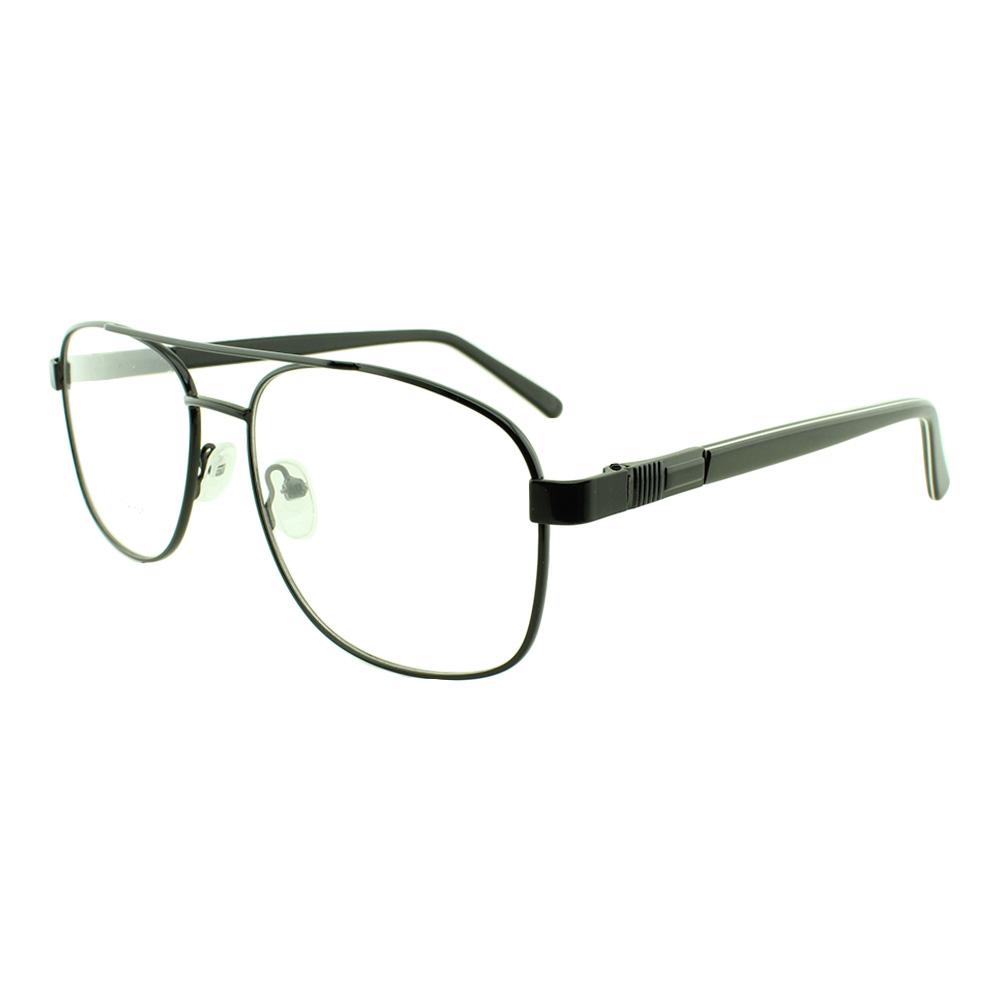 Armação para Óculos de Grau Masculino FB8009 Preta