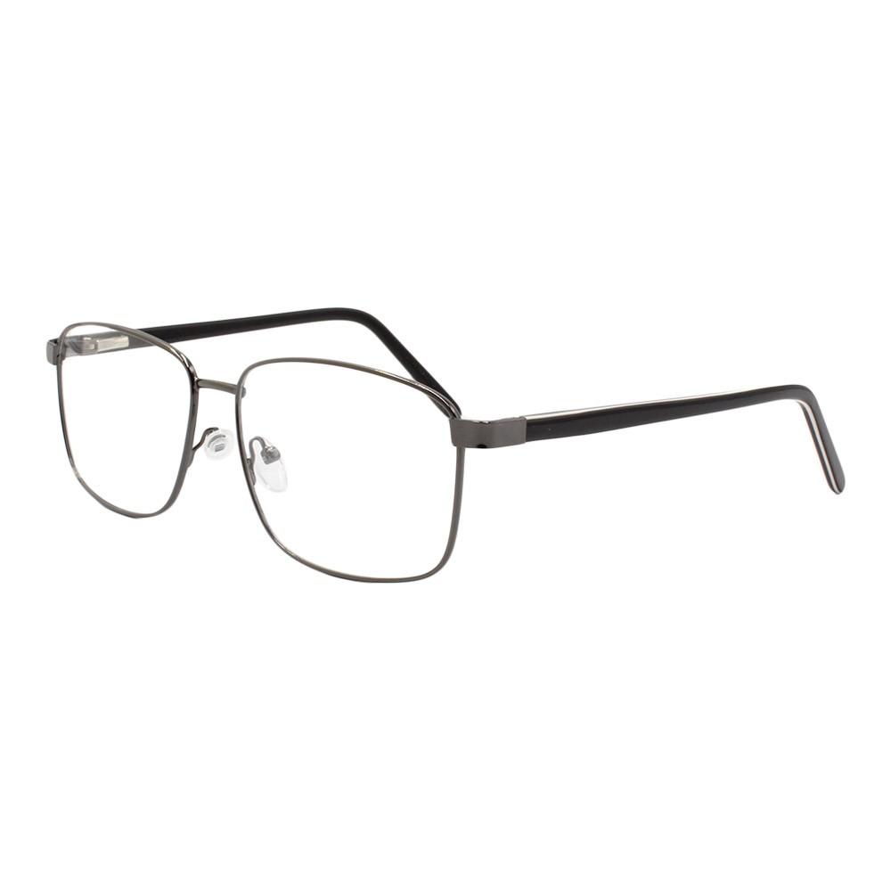 Armação para Óculos de Grau Masculino FB8011 Grafite