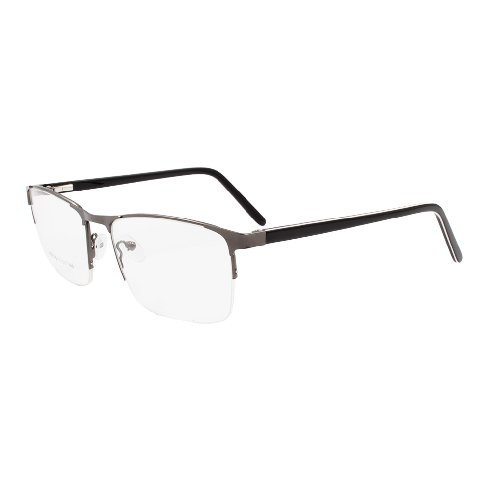 Armação para Óculos de Grau Masculino FB8013 Grafite