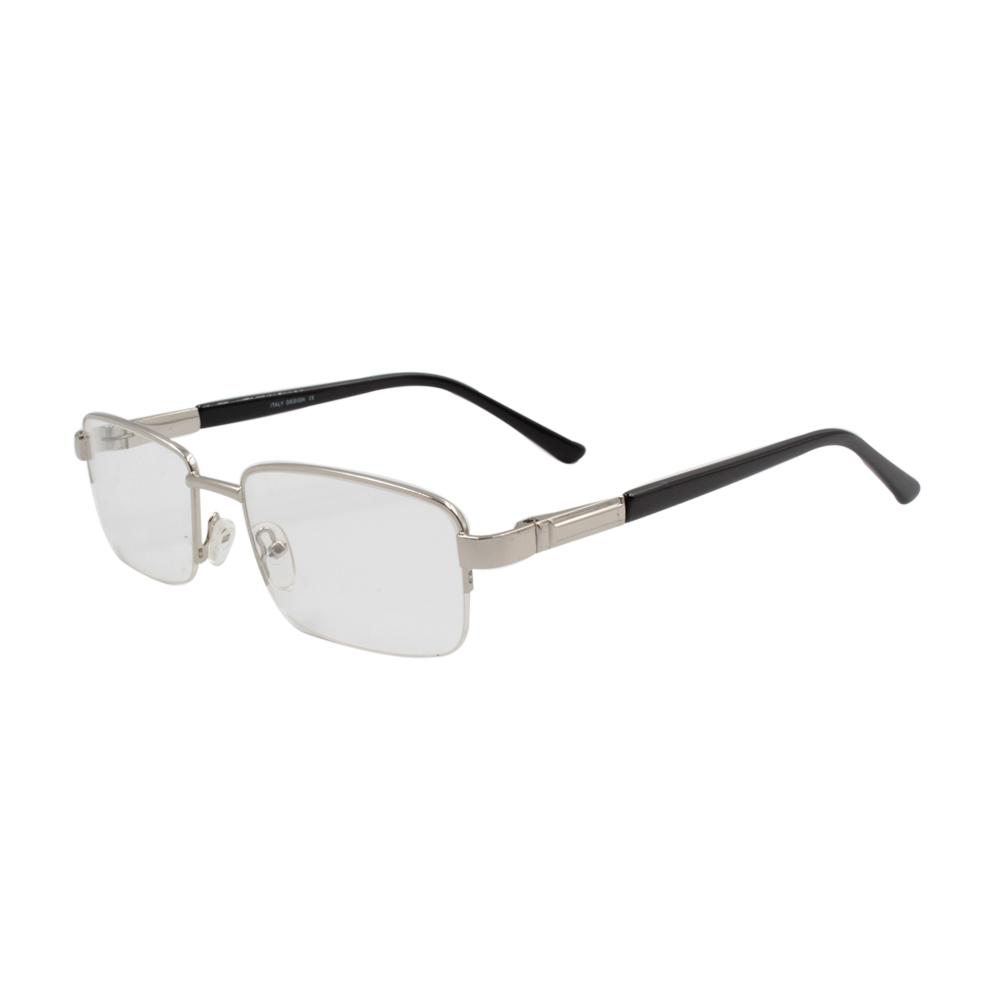 Armação para Óculos de Grau Masculino HG2194-C4 Prata