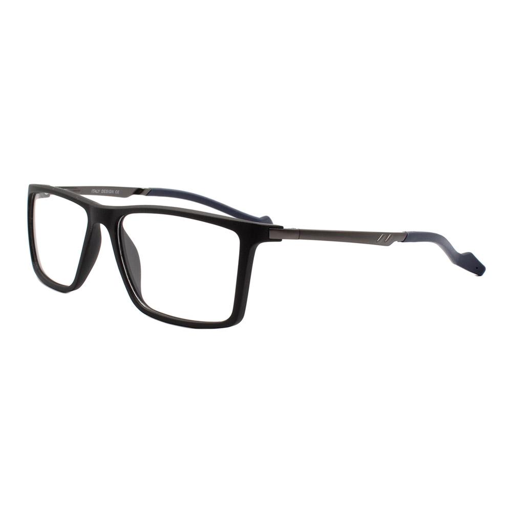 Armação para Óculos de Grau Masculino HY99043 Preta