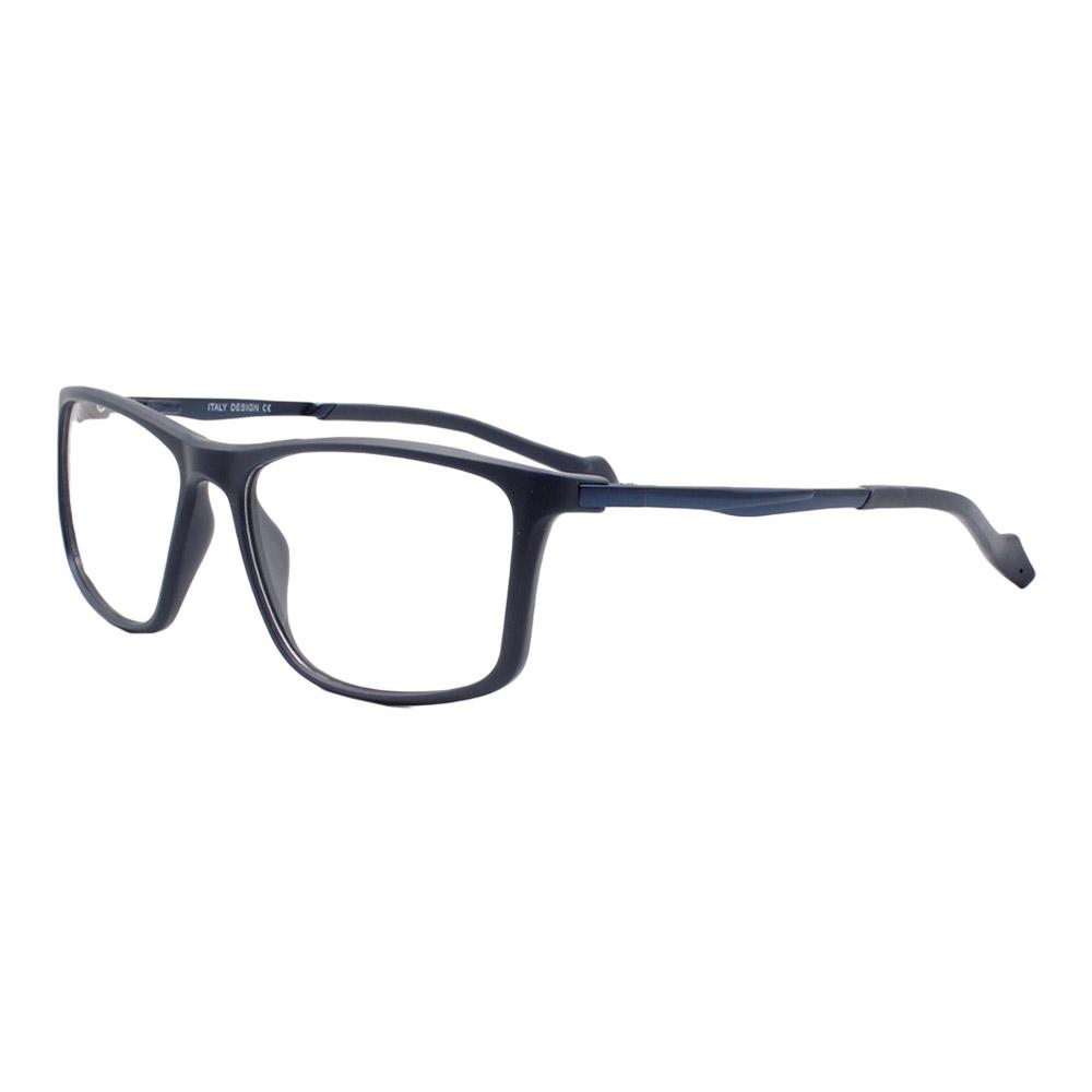 Armação para Óculos de Grau Masculino HY99047 Azul