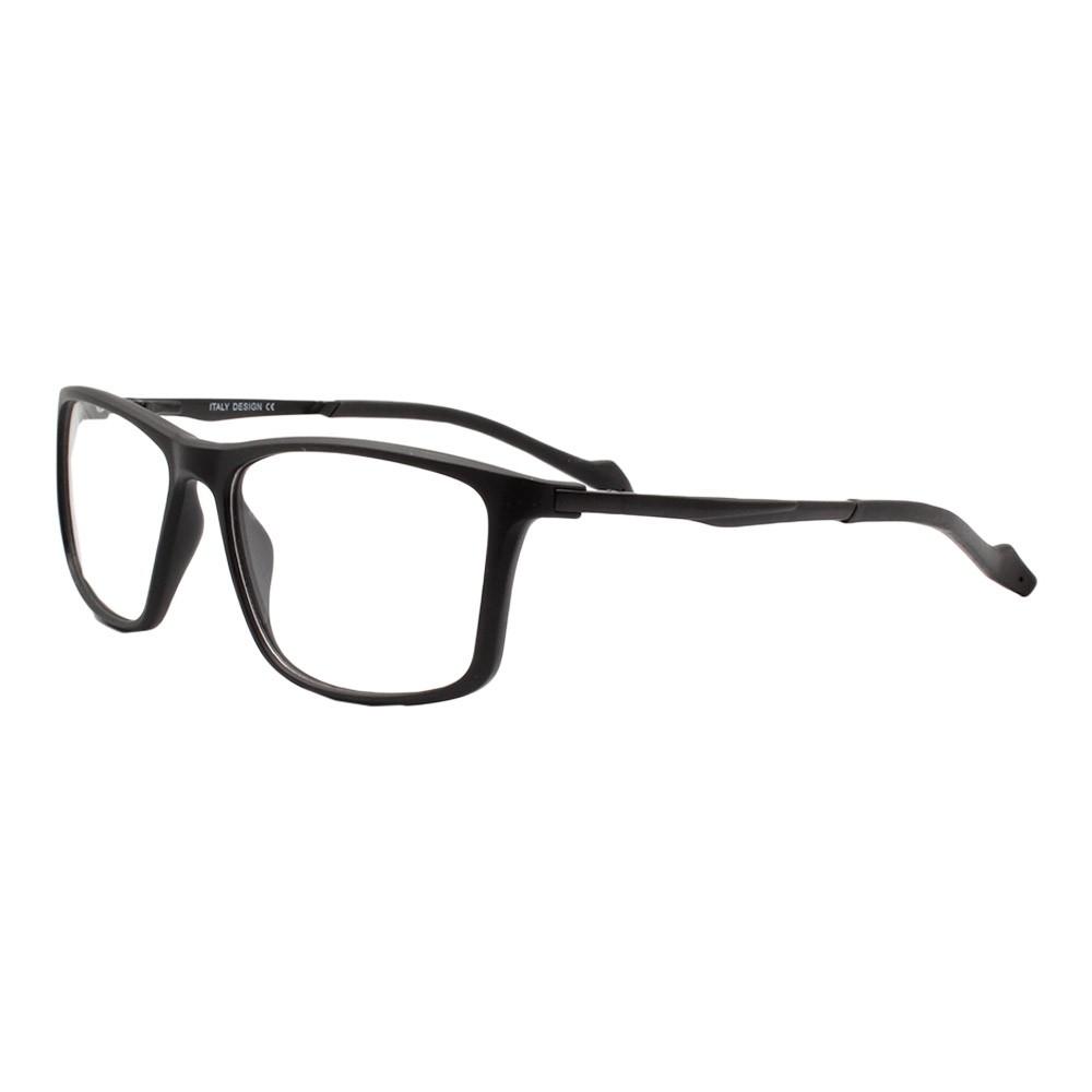 Armação para Óculos de Grau Masculino HY99047 Preta