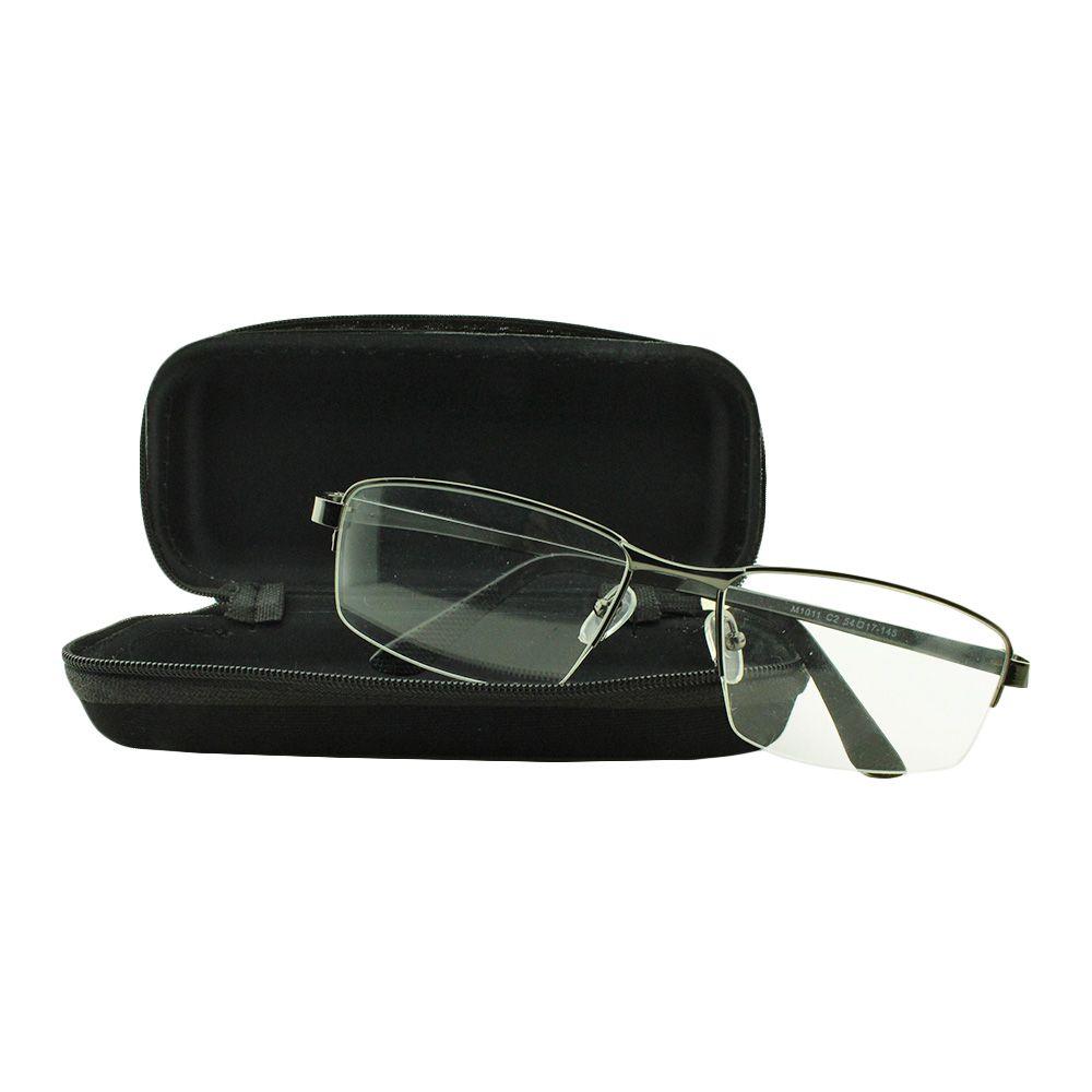 Armação para Óculos de Grau Masculino M1011 Grafite Vianzo