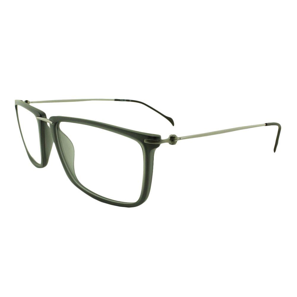 Armação para Óculos de Grau Masculino MT3592 Preta Vianzo