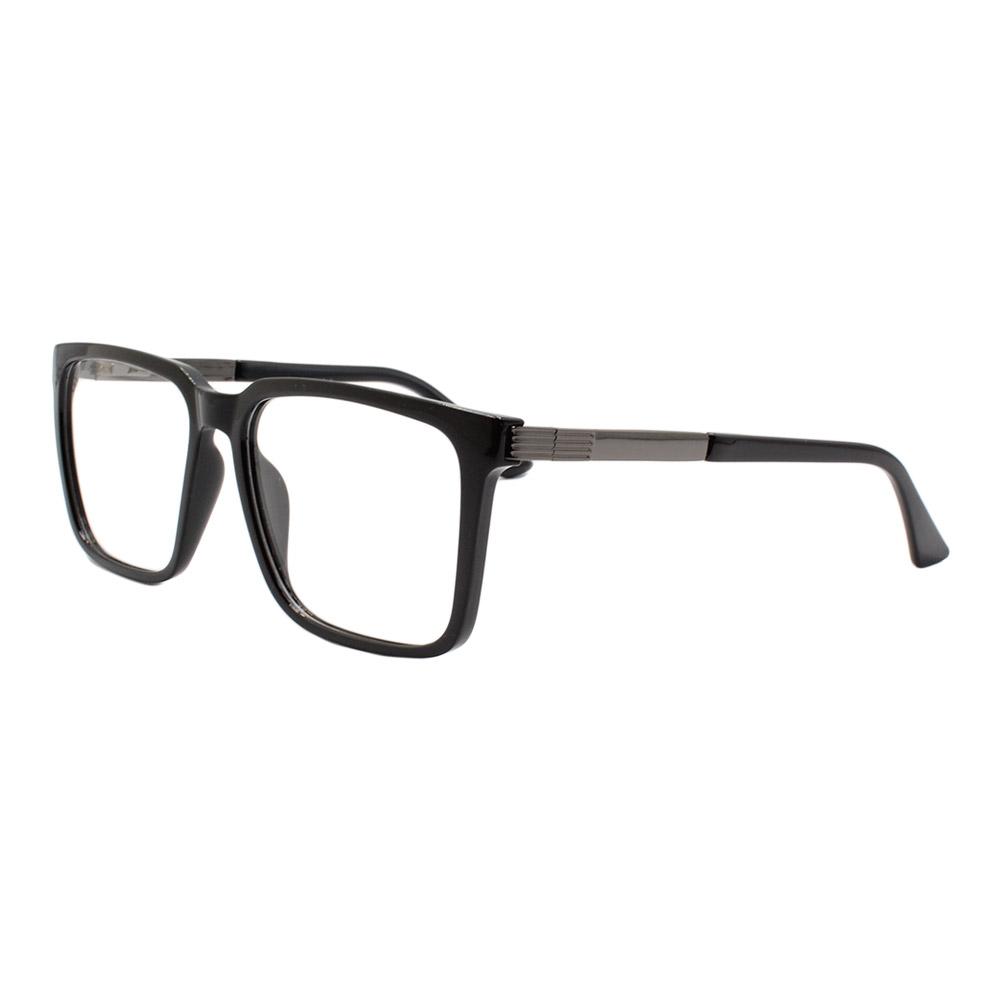 Armação para Óculos de Grau Masculino OM22070 Preta