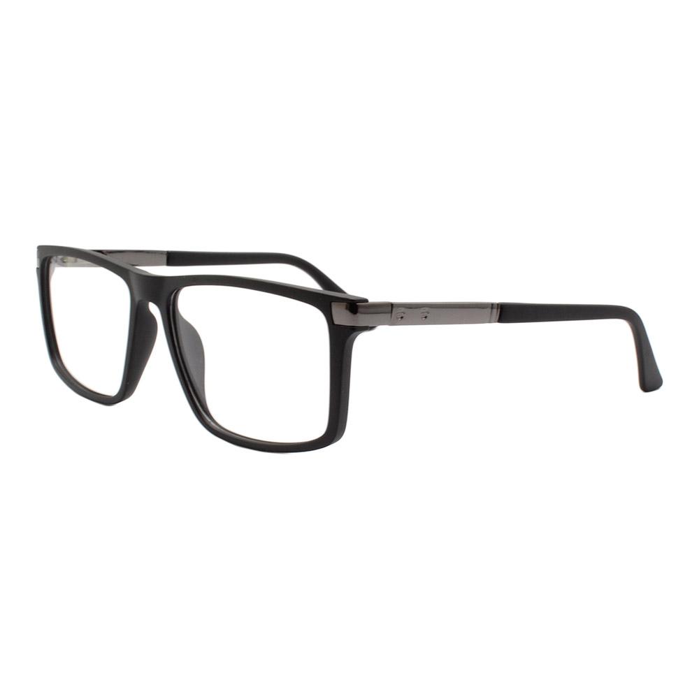 Armação para Óculos de Grau Masculino OM22073 Preta