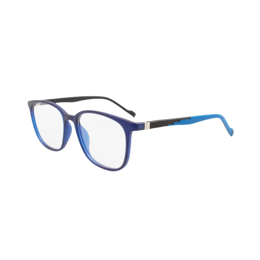Armação para Óculos de Grau Masculino TR74-C5 Azul