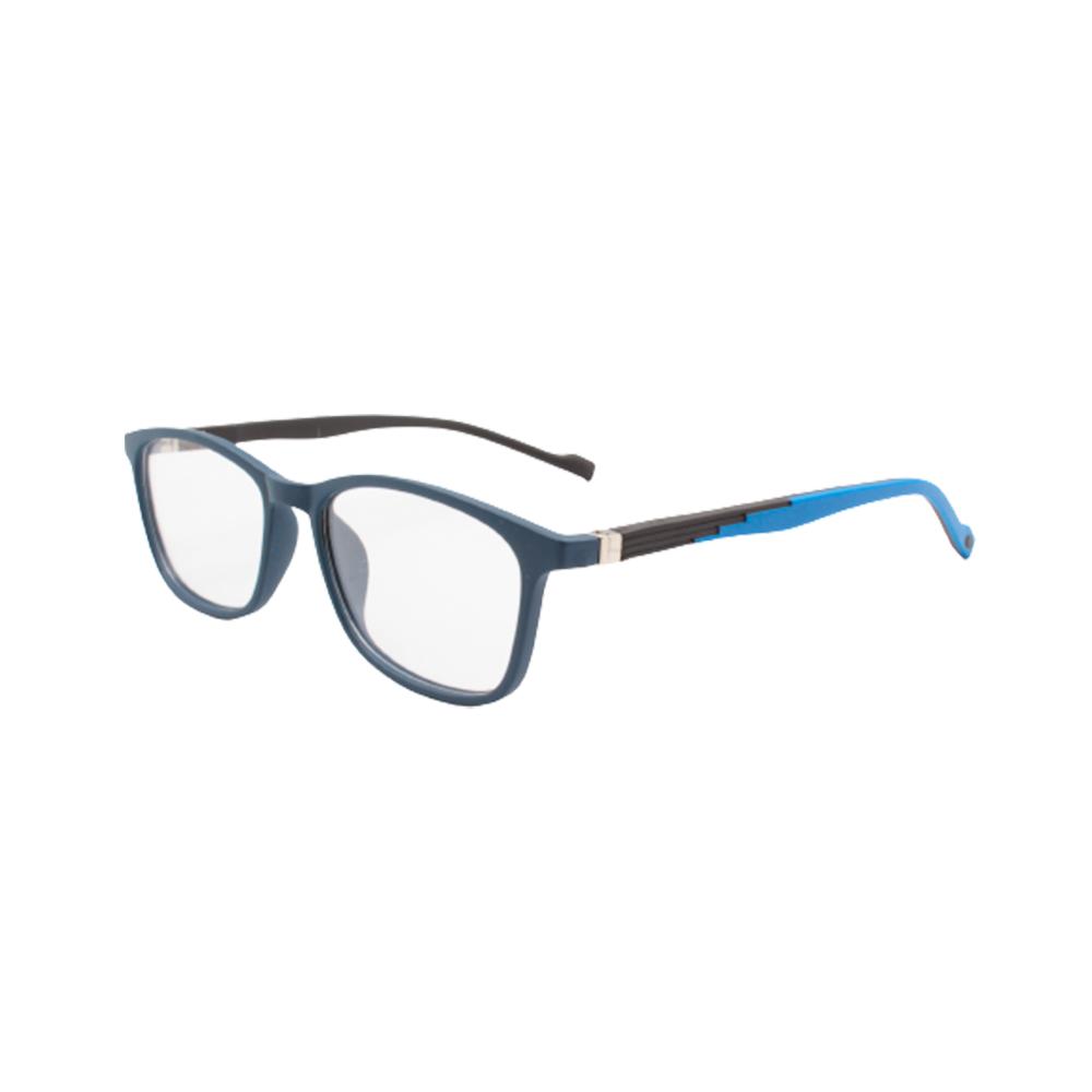 Armação para Óculos de Grau Masculino TR80 Azul
