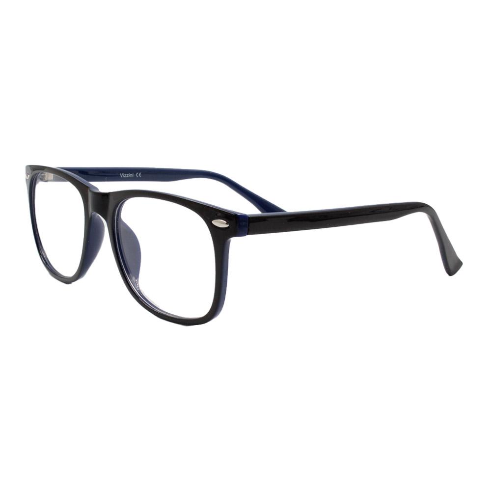 Armação para Óculos de Grau Unissex 0006 Preta
