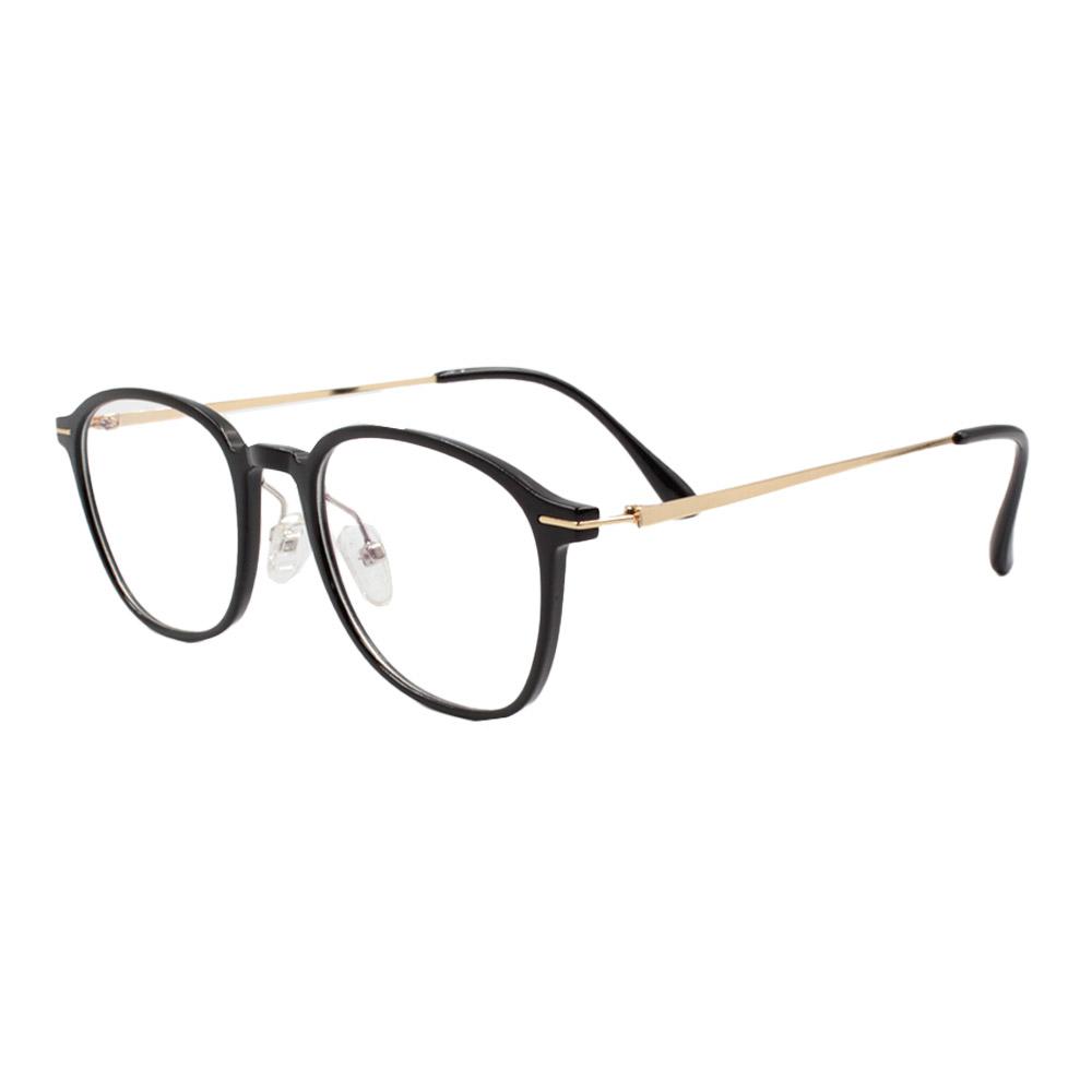 Armação para Óculos de Grau Unissex 18091 Preta