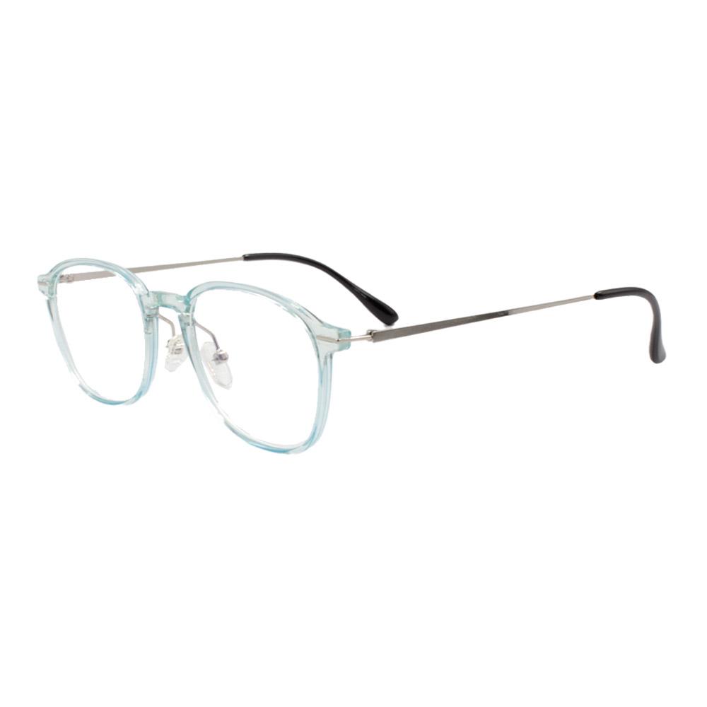 Armação para Óculos de Grau Unissex 18091 Turquesa