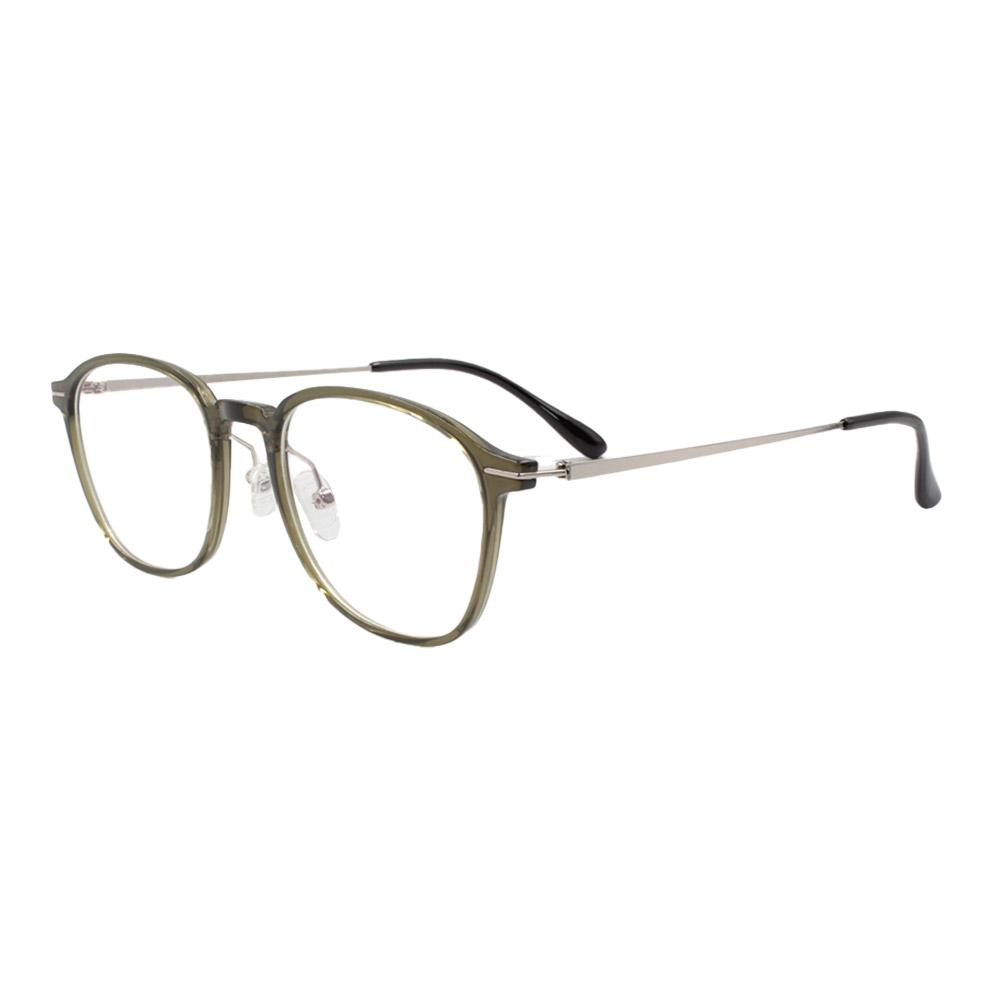 Armação para Óculos de Grau Unissex 18091 Verde