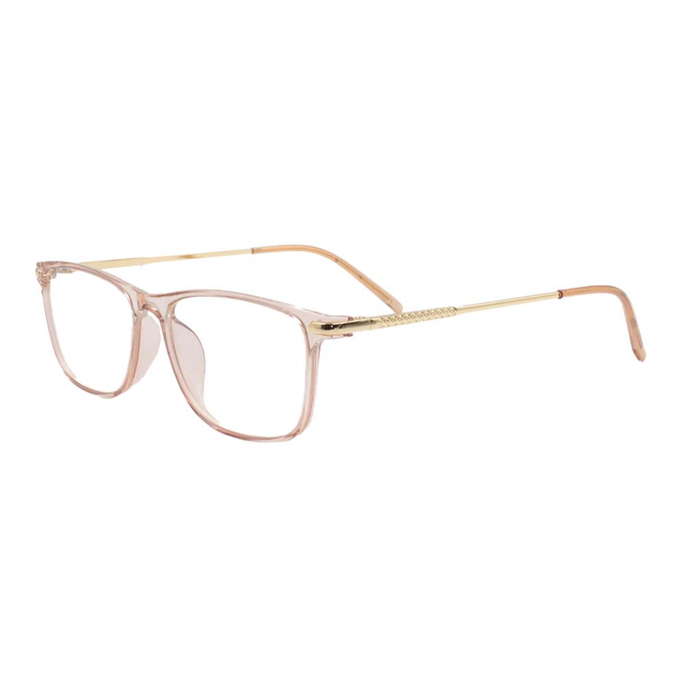 Armação para Óculos de Grau Unissex 18099 Nude