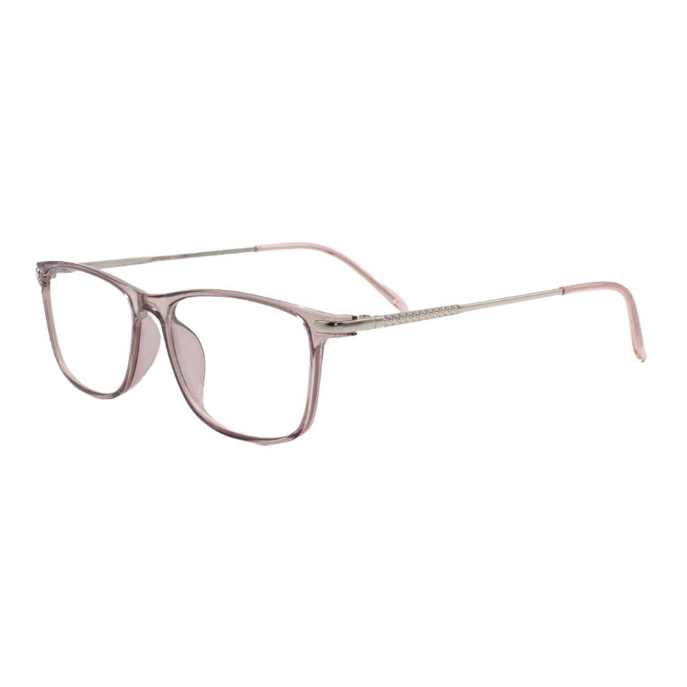 Armação para Óculos de Grau Unissex 18099 Roxa