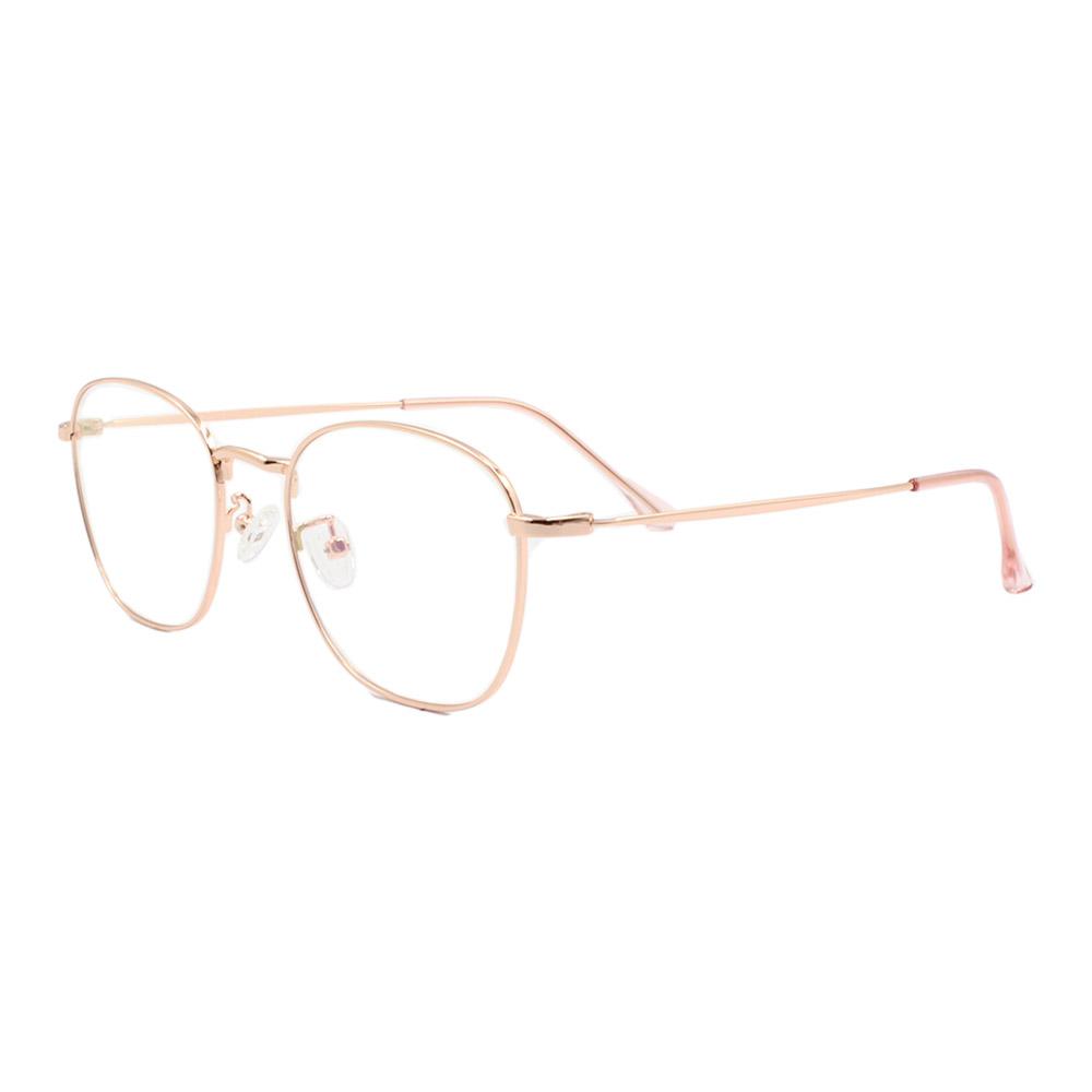 Armação para Óculos de Grau Unissex 2120 Dourada