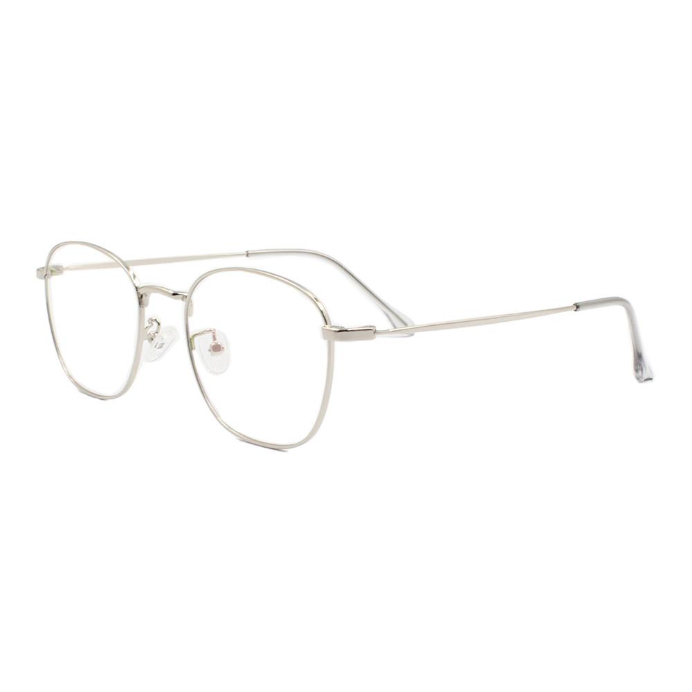 Armação para Óculos de Grau Unissex 2120 Prata