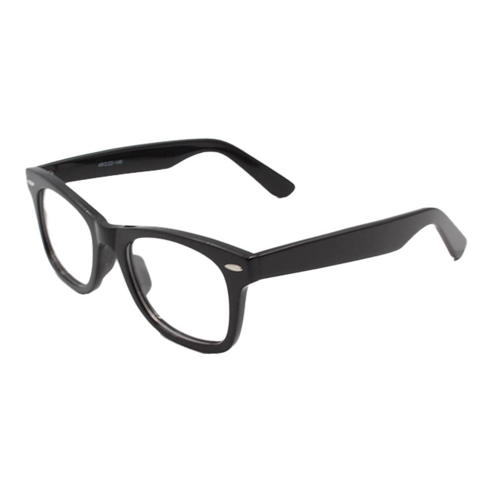 Armação para Óculos de Grau Unissex 22148 Preta