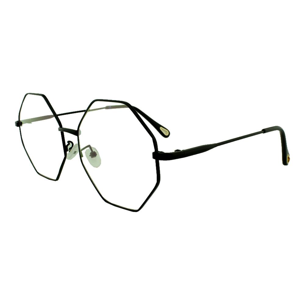 Armação para Óculos de Grau Unissex 2551 Preta