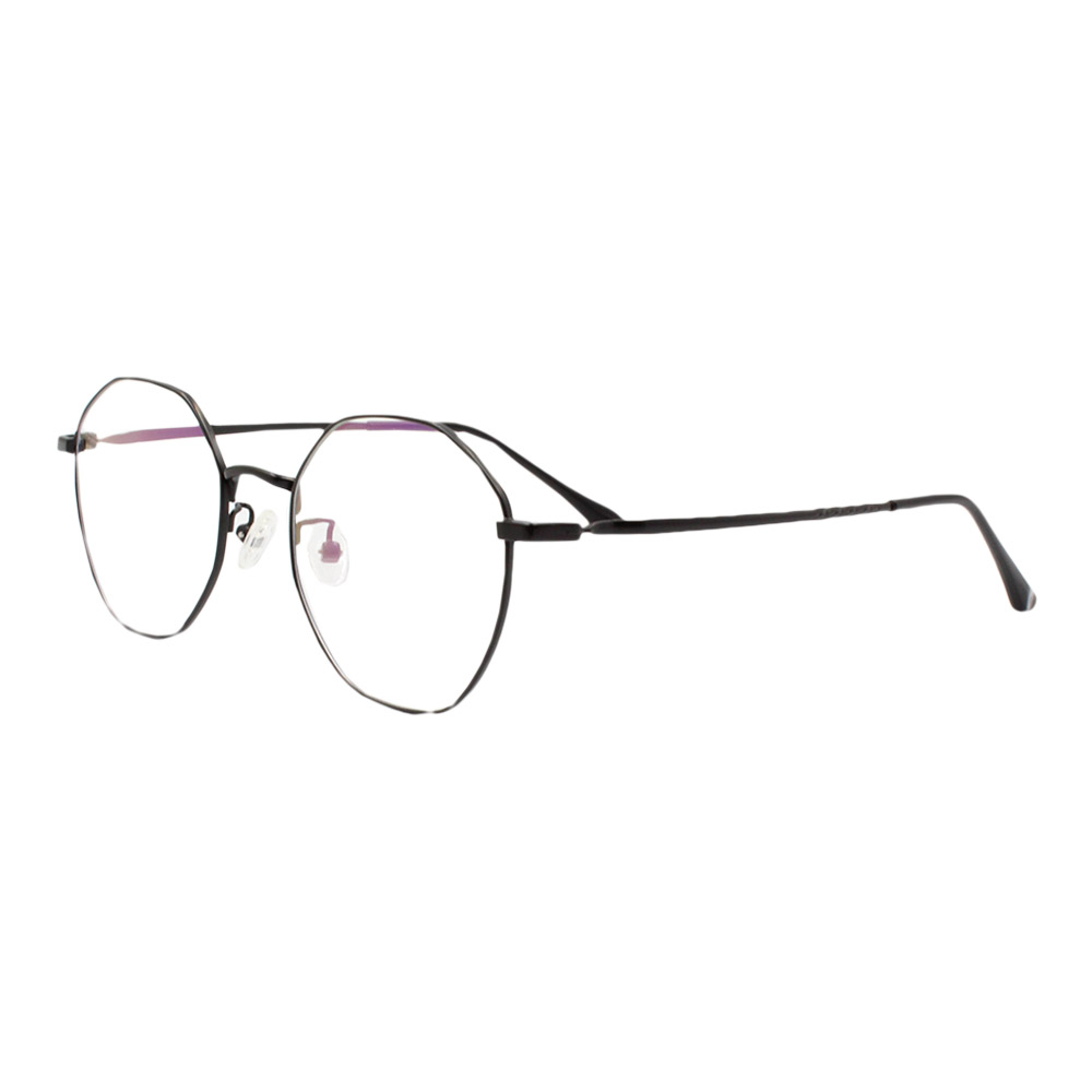 Armação para Óculos de Grau Unissex 277 Preta