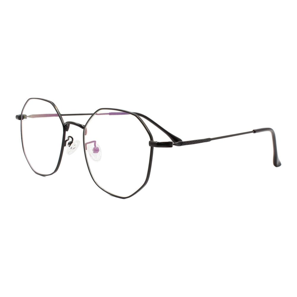 Armação para Óculos de Grau Unissex 291 Preta