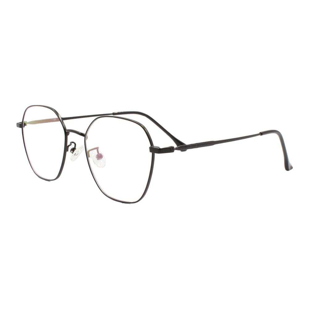 Armação para Óculos de Grau Unissex 299 Preta