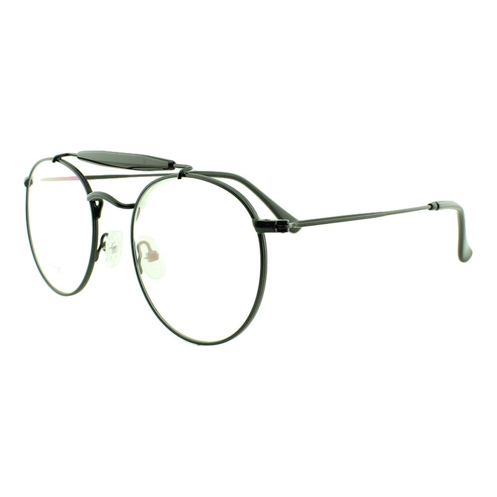 Armação para Óculos de Grau Unissex 5965 Preta