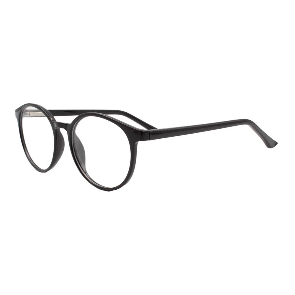 Armação para Óculos de Grau Unissex CFA5024 Preta