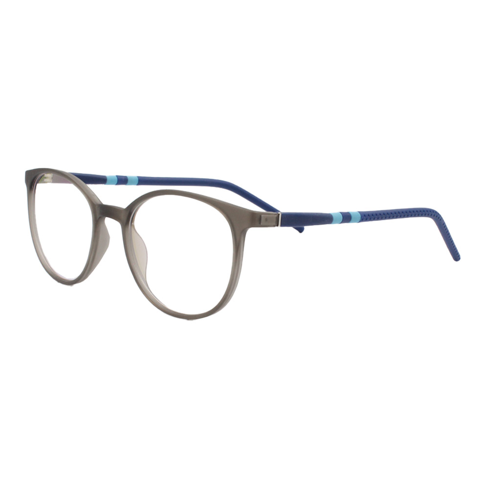 Armação para Óculos de Grau Unissex ISA77004 Fumê
