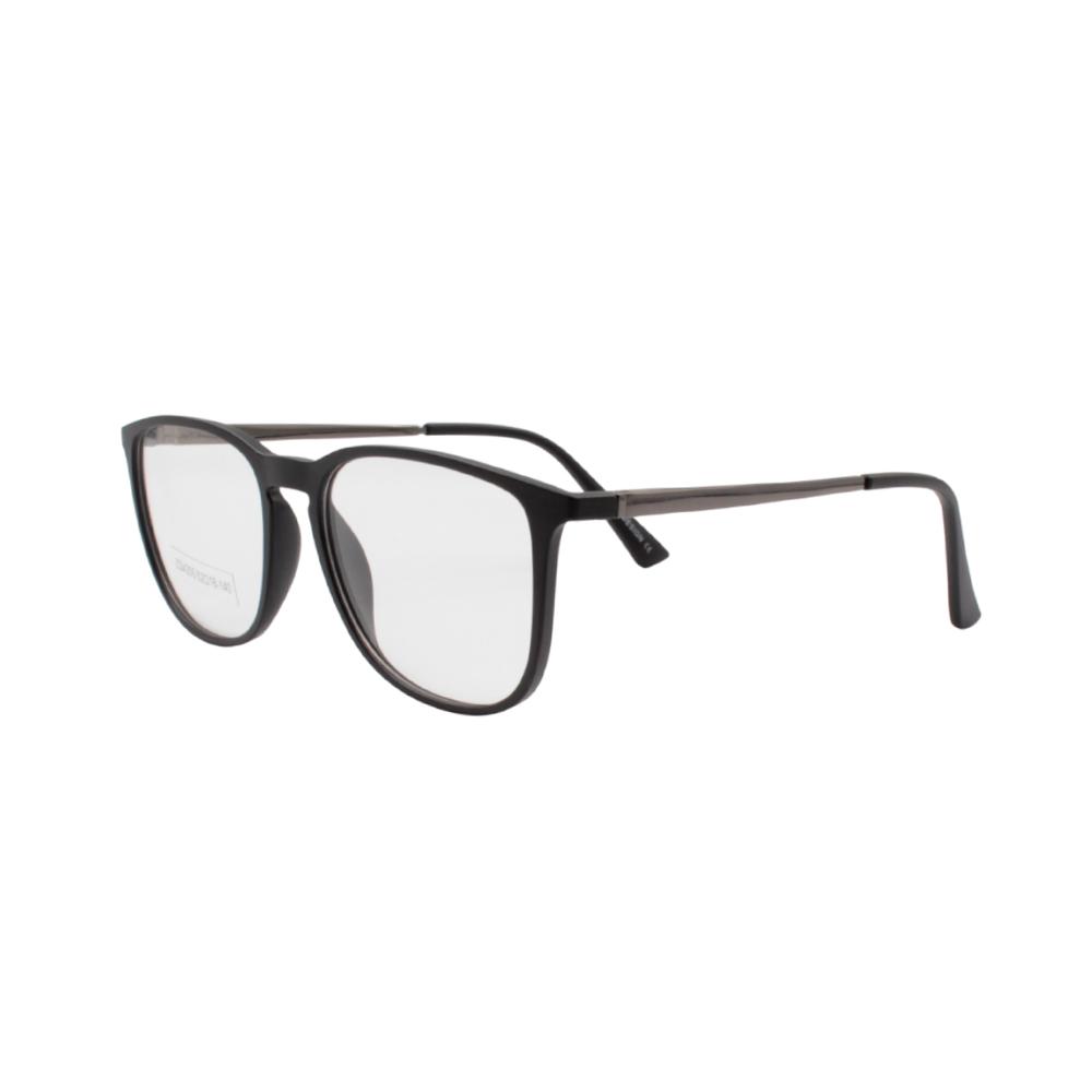 Armação para Óculos de Grau Unissex ZD4205 Preta