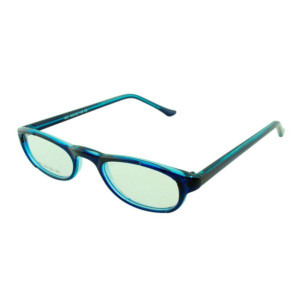 Armação para Óculos de Leitura 03A Azul