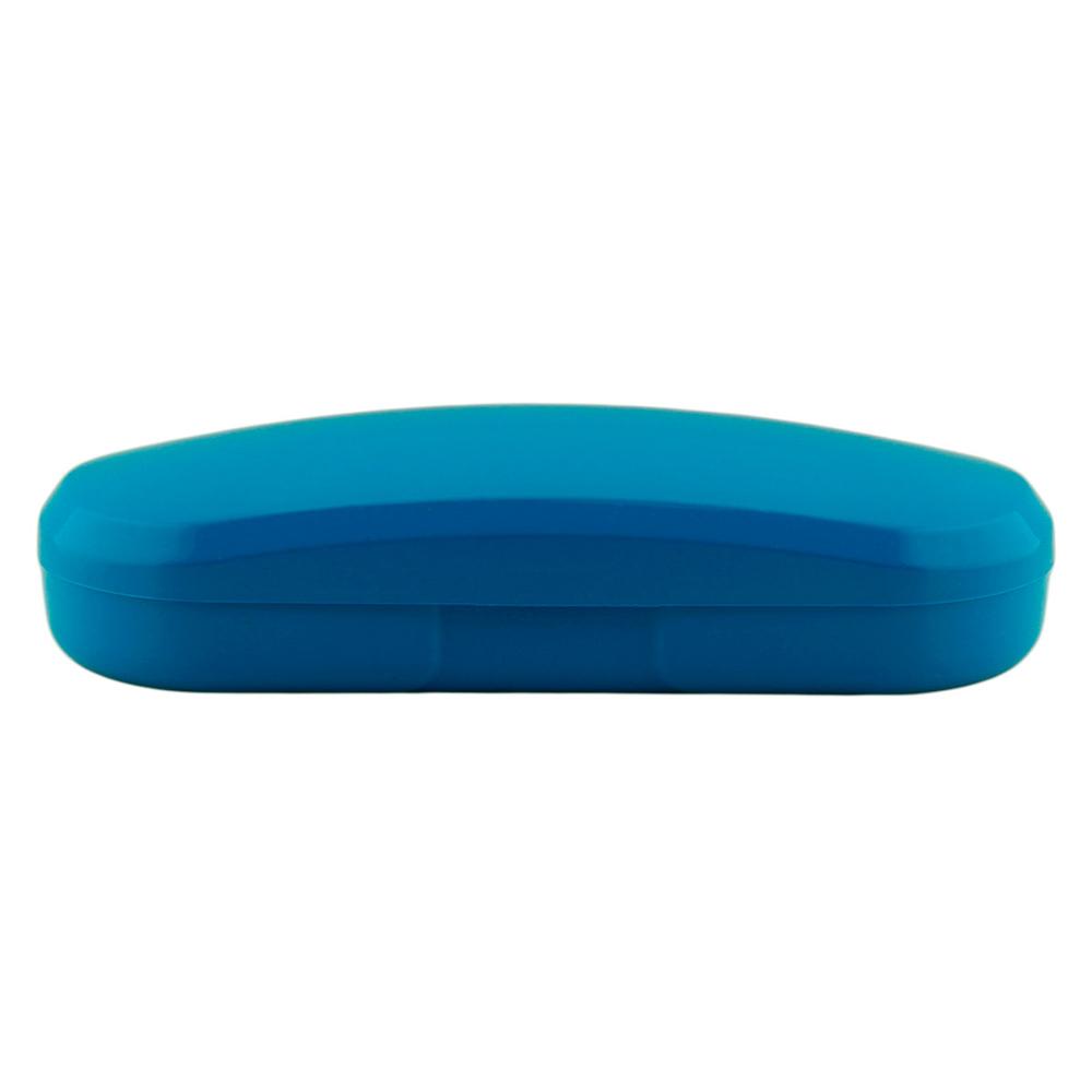 Estojo para Óculos Receituário com Forro ECL09 Azul