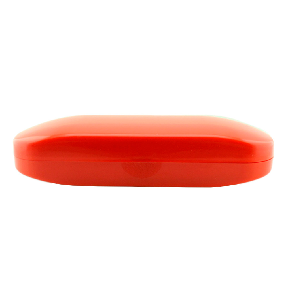 Estojo para Óculos Receituário com Forro em EVA 010D2VM Vermelho