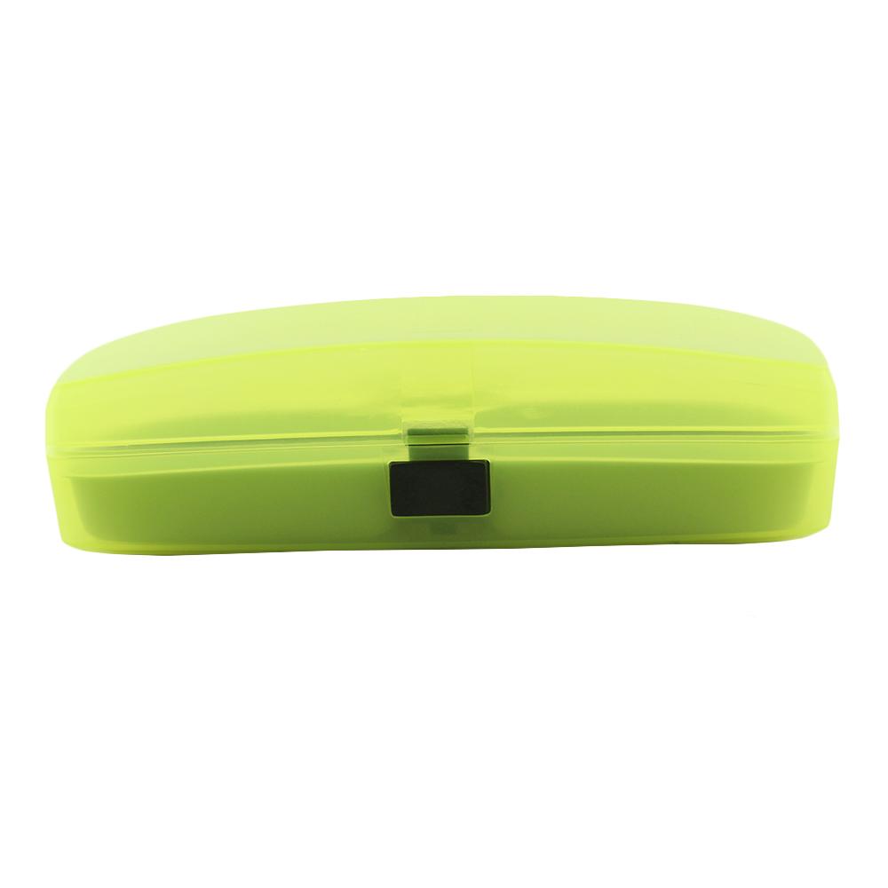Estojo para Óculos Receituário com Forro L30S Verde