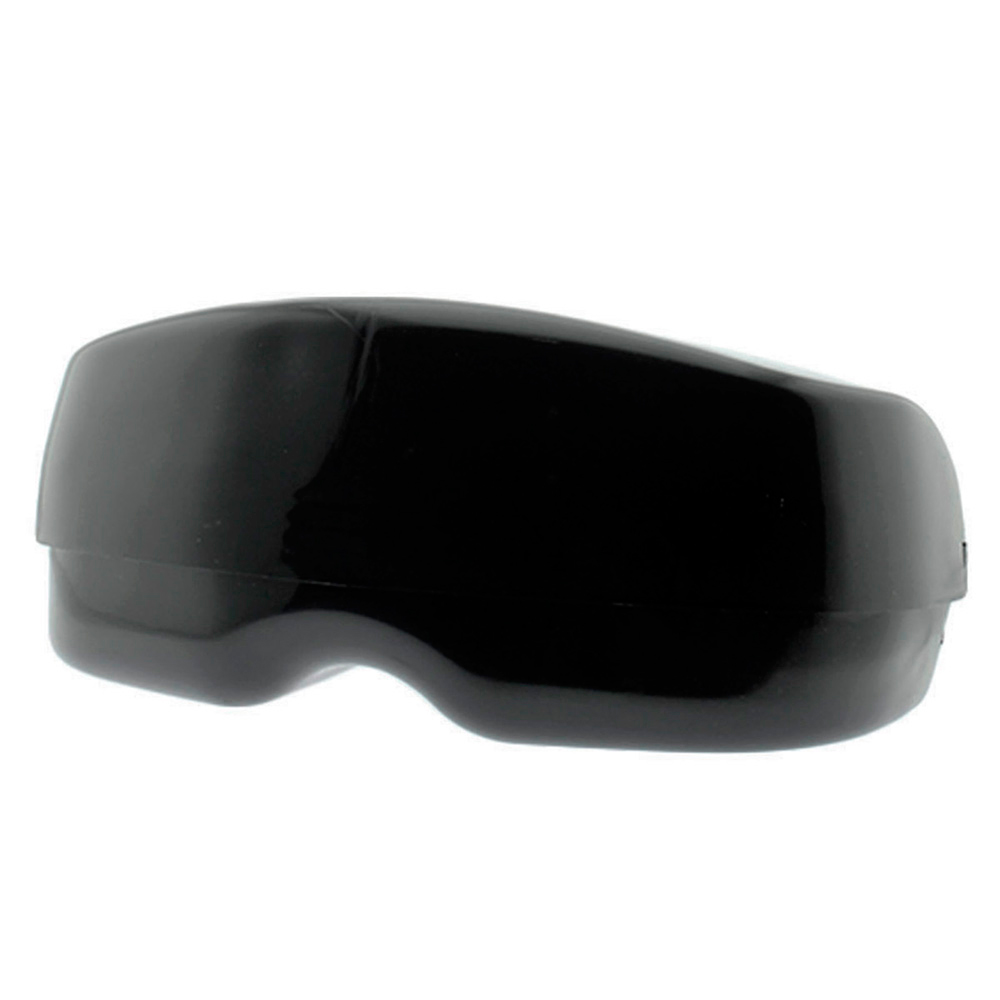 Estojo para Óculos Solar com Trava Embutida 010M2PR Preto