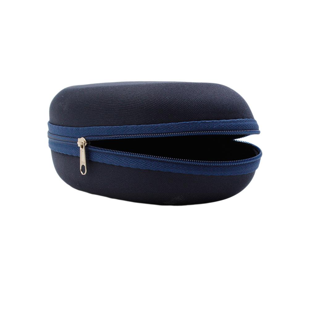 Estojo para Óculos Solar com Zíper EVAM01 Azul