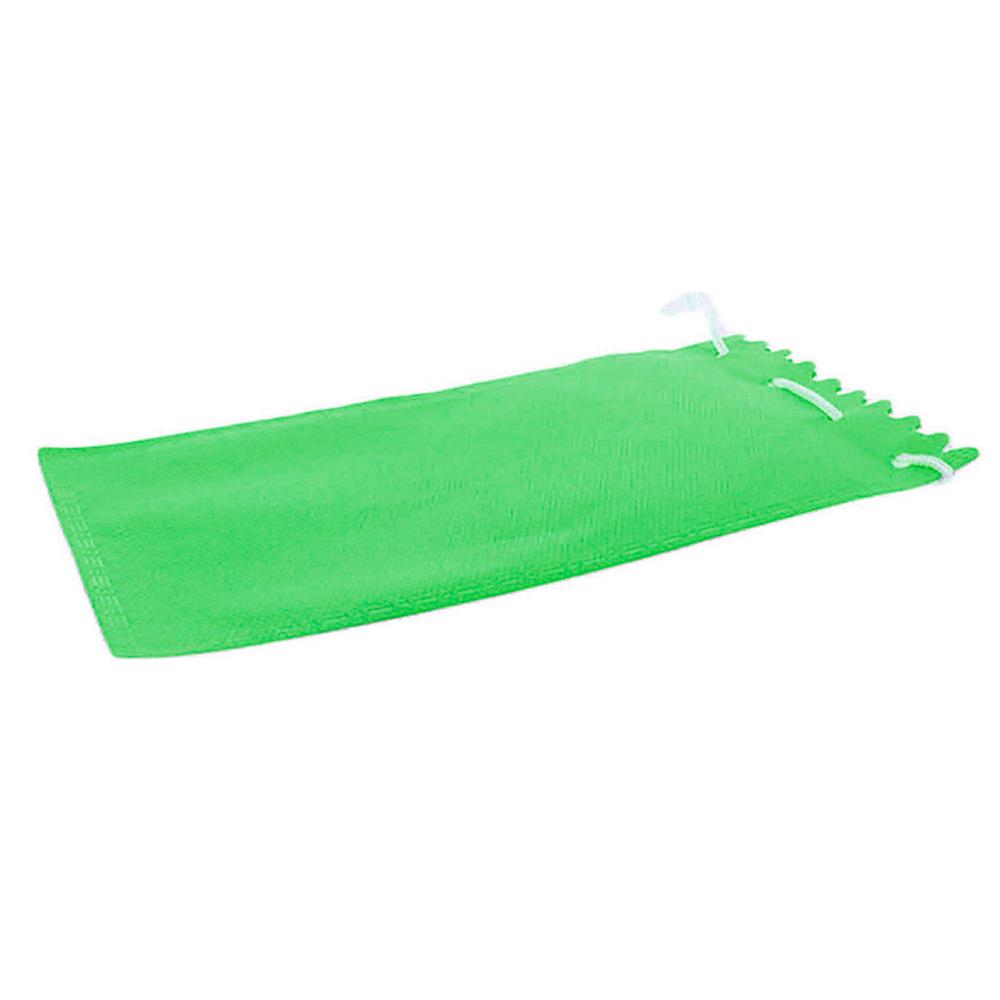 Estojo Protetor para Óculos em TNT com Cordão ETG Verde com 12 Unidades
