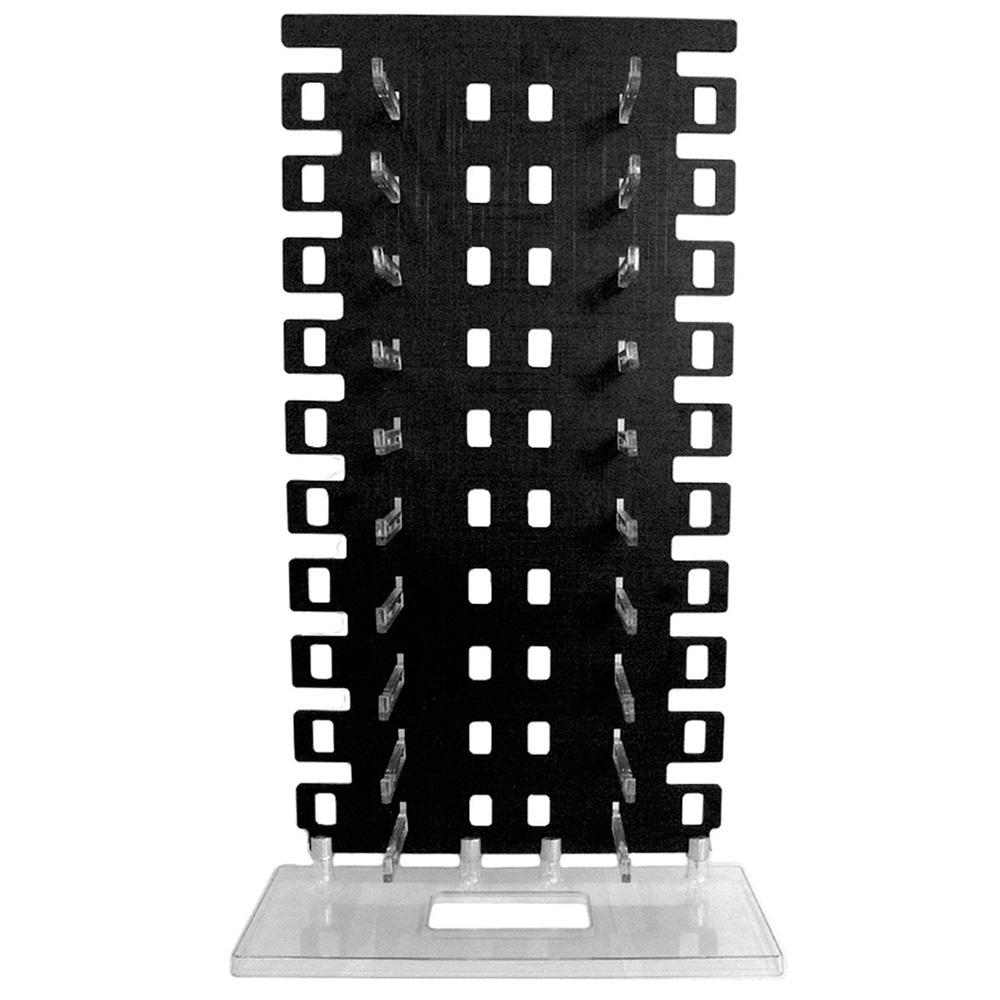 Expositor Torre para 20 Óculos em MDF EP20M Preto