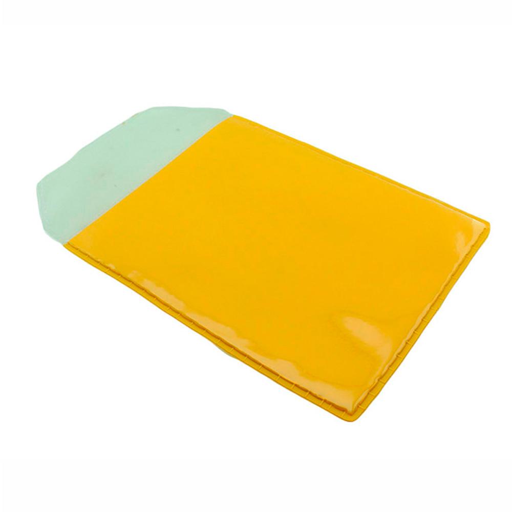 Mini Porta Ordem de Serviços para Óticas PR005 Amarelo com 10 Unidades