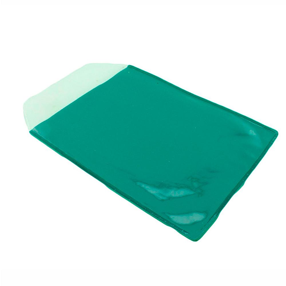 Mini Porta Ordem de Serviços para Óticas PR005 Verde com 10 Unidades