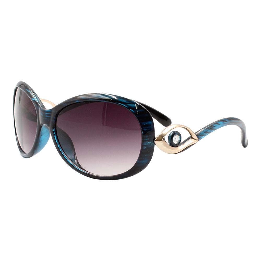 Óculos Solar Feminino 12074 Azul