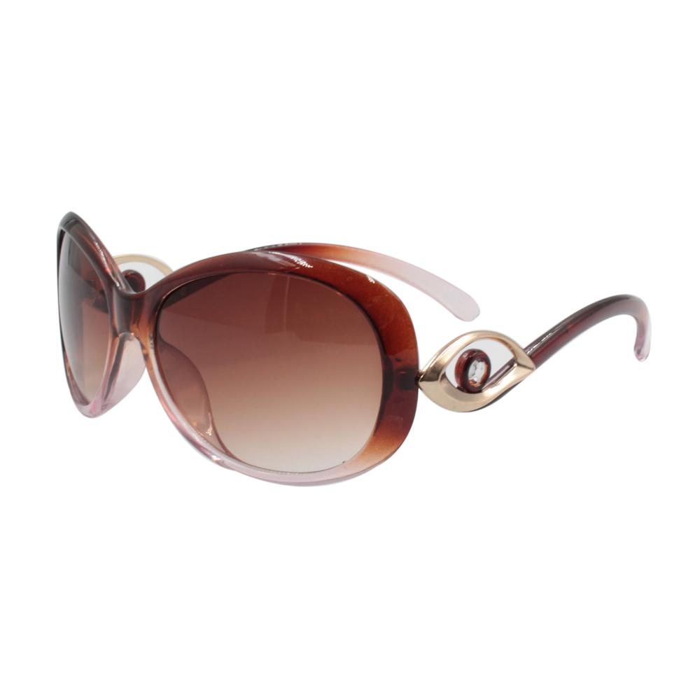 Óculos Solar Feminino 12074 Marrom