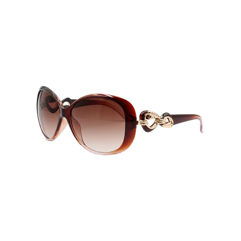Óculos Solar Feminino 2122 Marrom Degradê