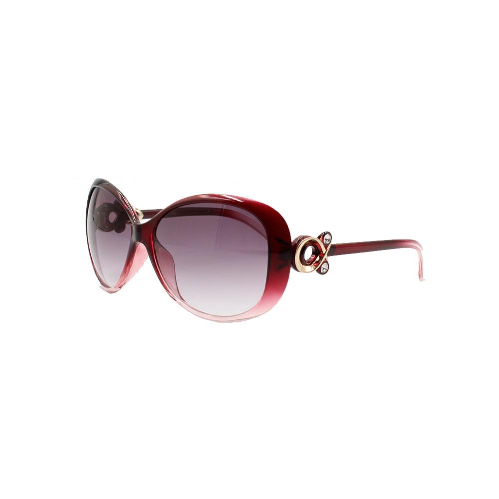Óculos Solar Feminino 3590 Vinho Degradê