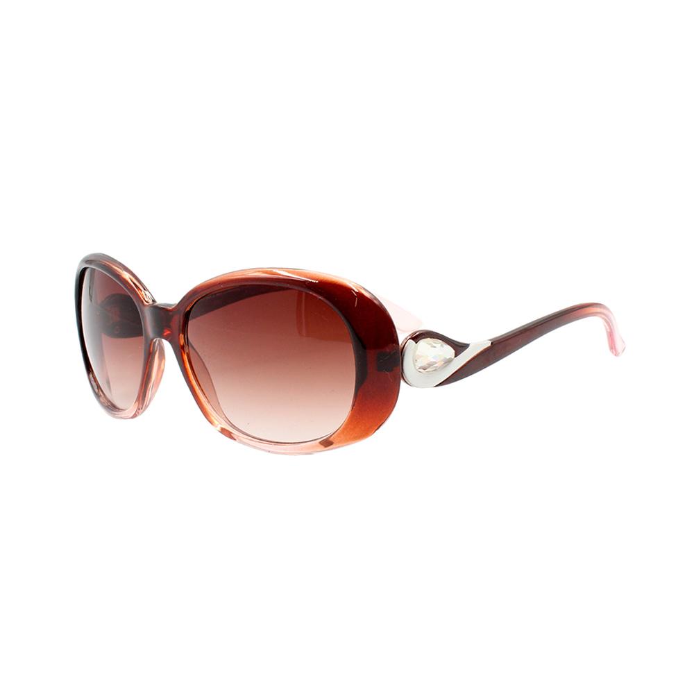 Óculos Solar Feminino 8622 Marrom