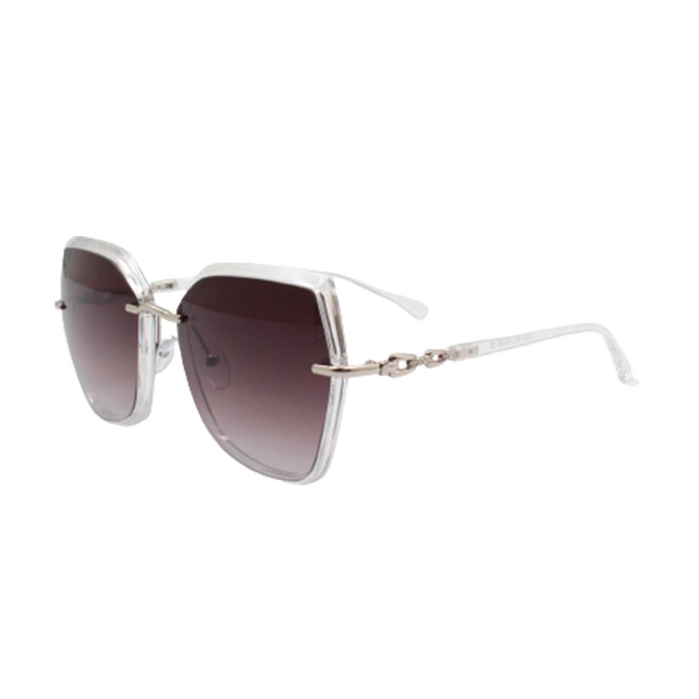 Óculos Solar Feminino 9101-C4 Transparente