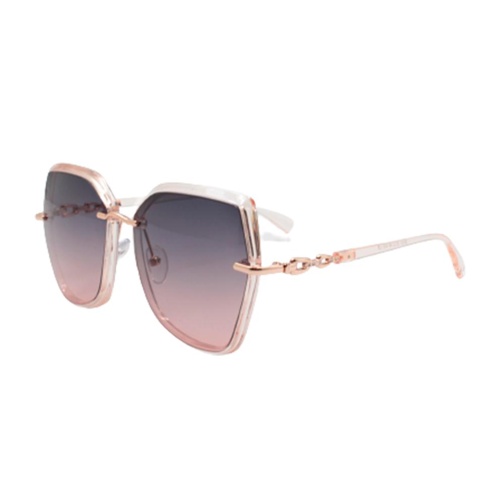 Óculos Solar Feminino 9101-C6 Rosa