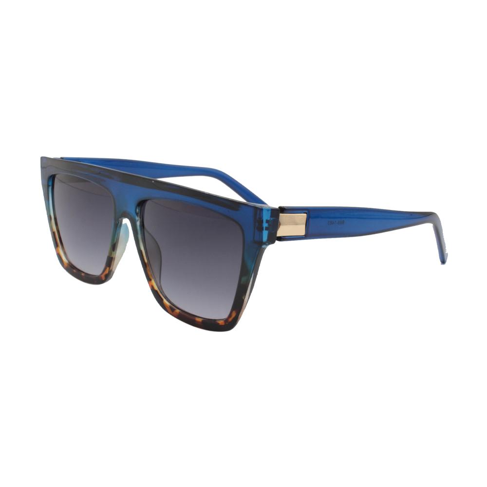 Óculos Solar Feminino B881483 Azul Mesclado